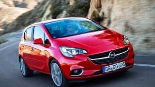 Опель Корса 2015 Технические характеристики Обзор Opel Corsa 2015 смотреть