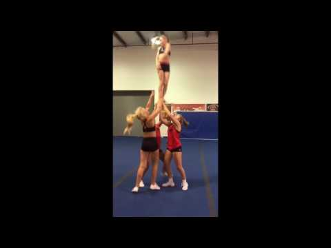 Alannah Curtis 10 Years Old Nfinity Generation Next 2017