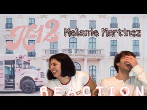 *MELANIE MARTINEZ K-12 ALBUM REACTION*