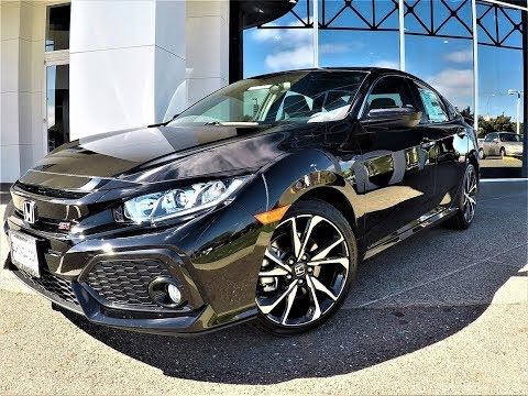 2018 Honda Civic Sedan Si Sale Price Lease Bay Area Oakland Alameda Hayward Fremont San Leandro CA