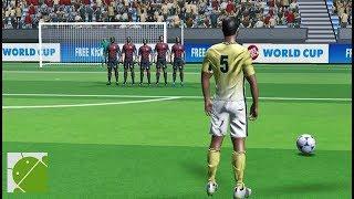 Free Kick Club World Cup 17