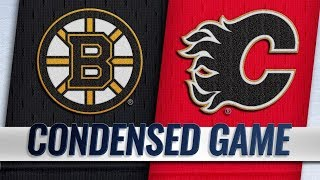 Boston Bruins vs Calgary Flames | Preseason | Game Highlights | China games | Обзор матча