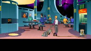 Lets Play Space Quest 6 Part 01 - Retro-Sci-Fi
