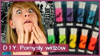 DIY Pomysły widzów na DohVinci    Olsikowa