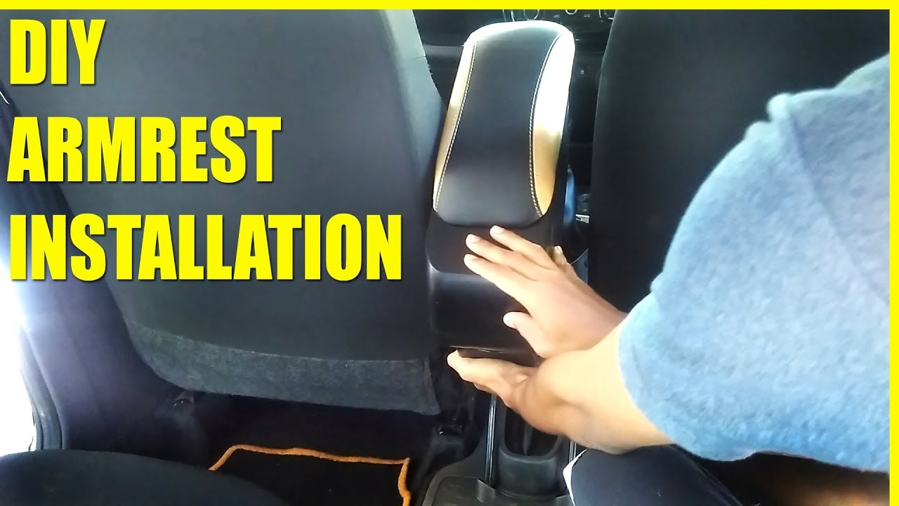 DIY Armrest Installation Renault Kwid - Fit perfectly On Any Car