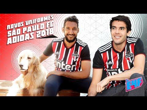 NOVA CAMISA RESERVA DO SÃO PAULO FC ADIDAS - #65