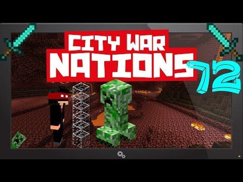 City War Nations [HD - Ger. - LP] #72 - Creeper vor dem Fenster