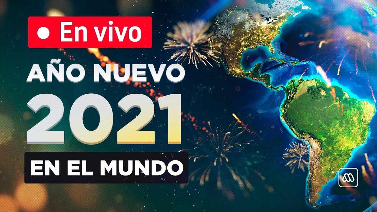 EN VIVO | AÑO NUEVO 2021 | Celebraciones y fuegos artificiales en el mundo