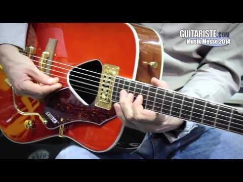 [Musik Messe 2014] Gretsch Rancher G5034TFT