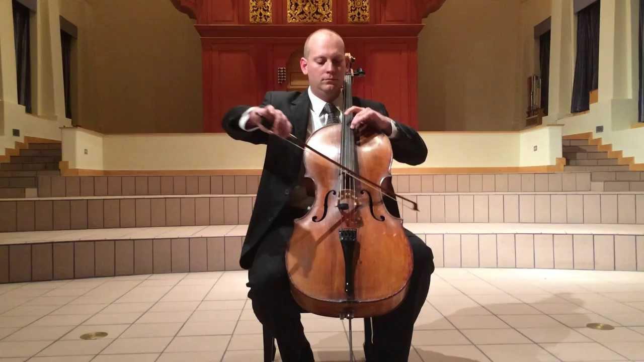 Cello Suiten Bach