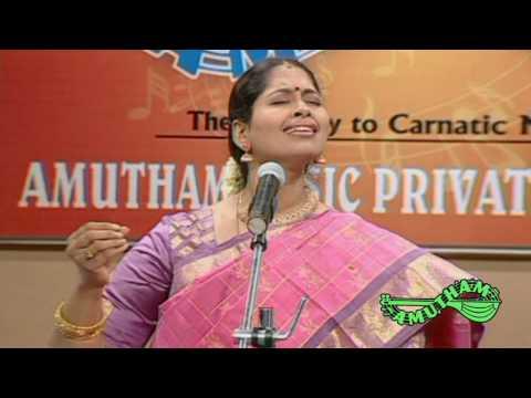 Mooladhara  - Nithyashree Mahadevan -  The Concert (Full Track)