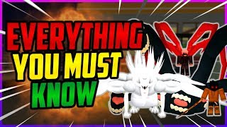 🌟 EVERYTHING YOU MUST KNOW! | RO-GHOUL | ROBLOX