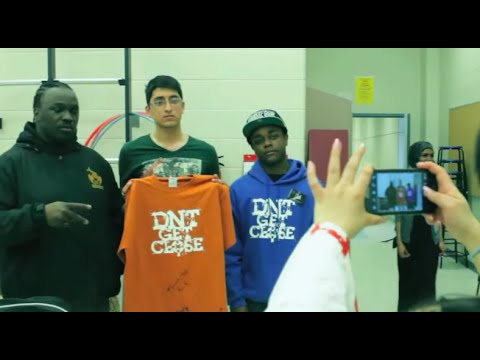Roney - Live @ Middlefield C.I. in Markham - Trailer - @dubillup