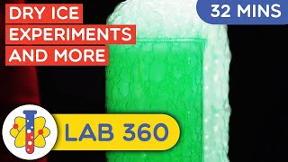 11 Simple Science Experiments | Easy Experiments You Can Do At Home | Lab 360