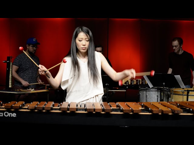 Eriko Daimo with KU Percussion Group—Beyond the Stage
