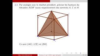 BAC S 2018 - Maths - Métropole - Exercice 3