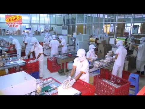 [THV.2012] Dây chuyền sản xuất Bánh Pía - Bánh Trung Thu