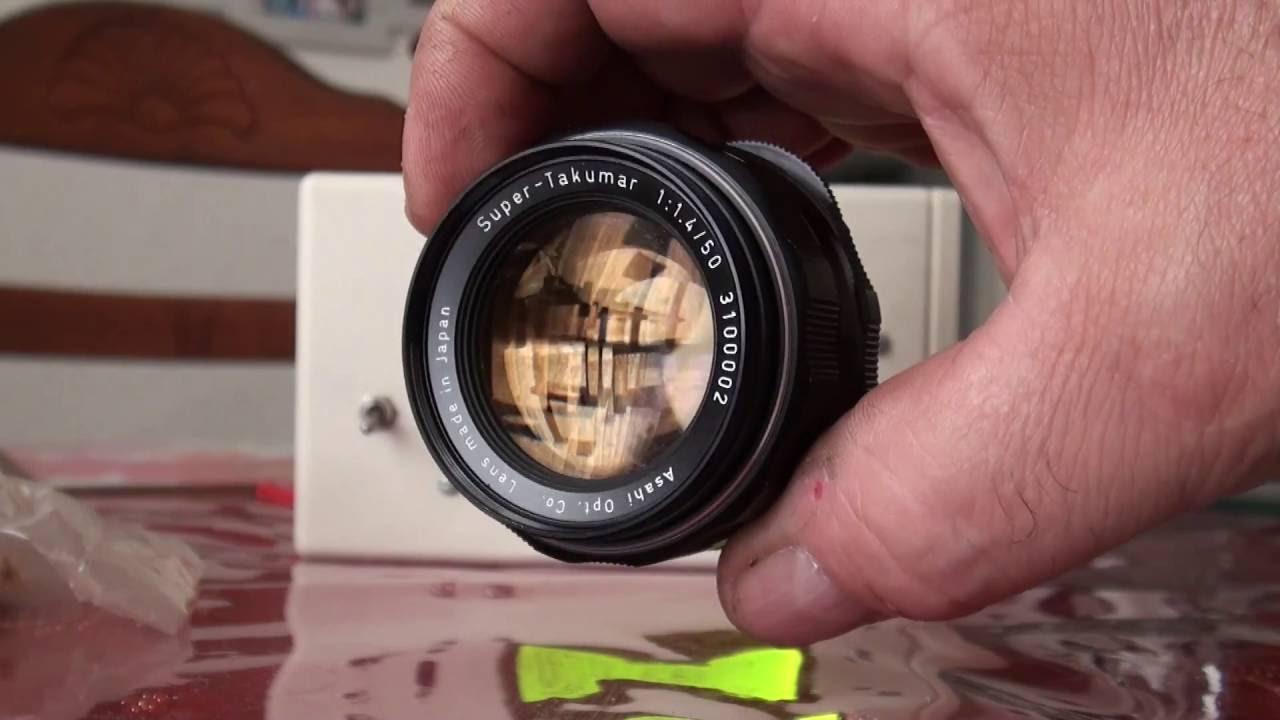 Pentax super takumar 50mm f/1.4 radioactive dating