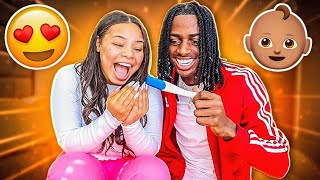 We're Having A Baby!! (Emotional)