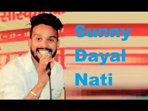 Sunny Dayal's Live Show | Pahari Singer