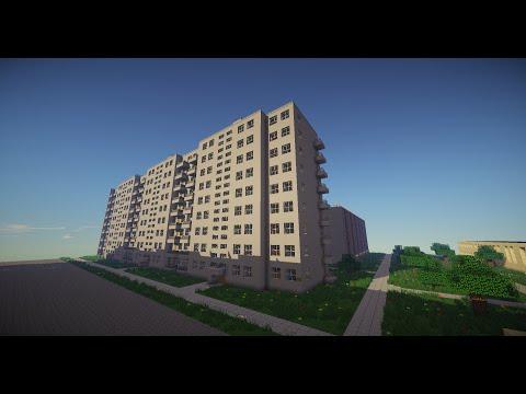 Город в Minecraft - 106 - Рынок