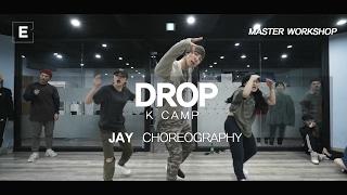 jay   master workshop   k camp drop   e dance studio   e dance   이댄스학원 이댄스