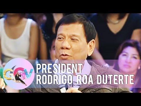 Mayor Duterte, inamin na active pa ang kanyang sex life