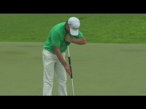 Golf bans the long putter