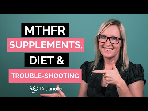 MTHFR GENE MUTATION Diet, lifestyle and supplements (with Troubleshooting guide)