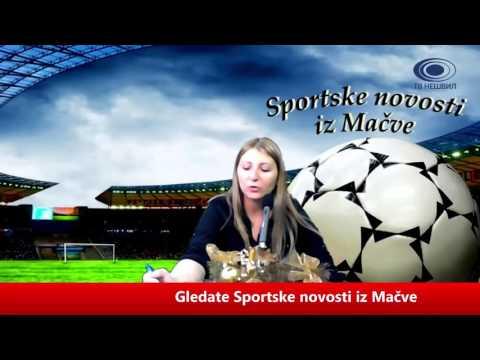 Sportske novosti iz Mačve-Radio Nešvil 11.04.2016