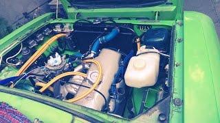 Реставрация МОСКВИЧА разработки  КПП FORD 5 ступка ☭ BMW сц  БСЗ HD