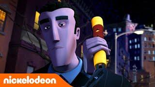 Черепашки-ниндзя | Мики против Кренга | Nickelodeon Россия