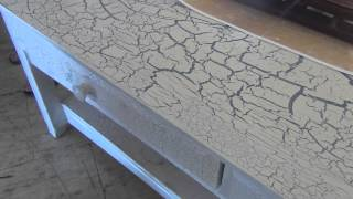 Crackle Finish: The Magic of Paint