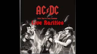 AC/DC Stick That In Your Fusebox Live Rareties (Full Album)