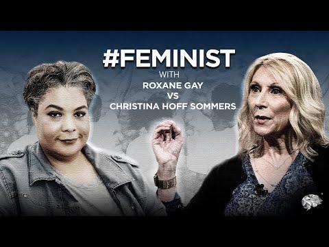 Roxane Gay & Christina Hoff Sommers #Feminist | OFFICIAL FULL RELEASE