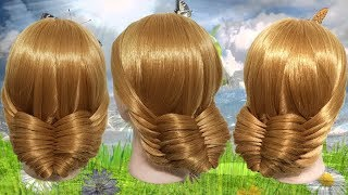 Easy and Unique Clutcher Hairstyles 💗 Simple Hairstyle 🐝 Juda Hairstyle 🌳 Hairstyle