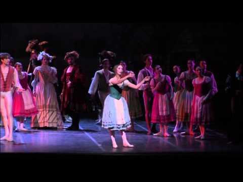 Gaia Straccamore e Friedemann Vogel. Giselle al Teatro dell'Opera di Roma