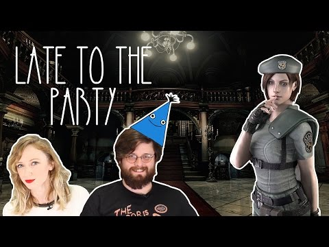 Let's play Resident Evil (2002) - Late to the Party
