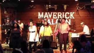 SOUL CATS @ THE MAVERICK SALOON IN SANTA YNEZ, CA.  9/6/15!