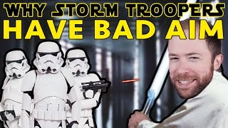 Why Do Stormtroopers Have Bad Aim? | Idea Channel | PBS Digital Studios