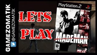 MADE MAN PS2 - LETS PLAY