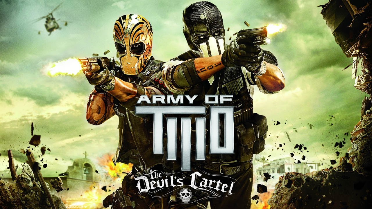 army of two playstation 4