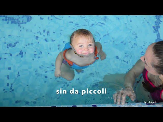 🏝️ la cinturina magica per insegnare ai bambini a nuotare