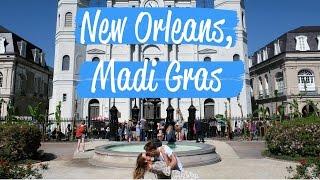 LOVE & MARDI GRAS, NEW ORLEANS - PROUDLOCK & EMMA-LOU