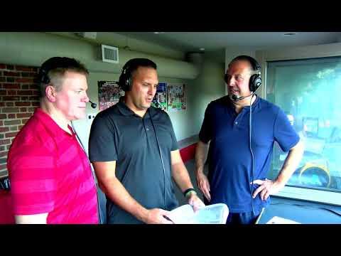 Nashua Silver Knights vs Bristol Blues  FCBL Baseball 8/9/17