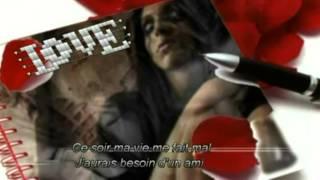♥Nicole Dumont - Aide moi à passer la nuit (Lyrics)♥