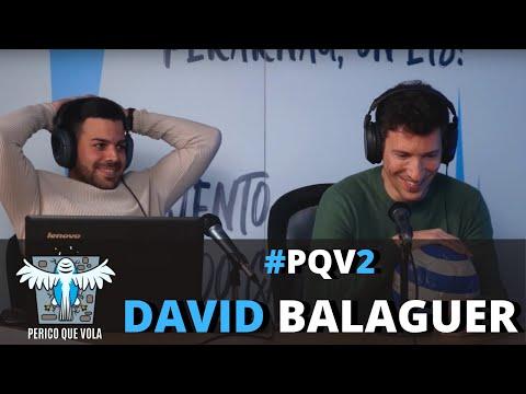 PERICO QUE VOLA amb David Balaguer   #PQV2