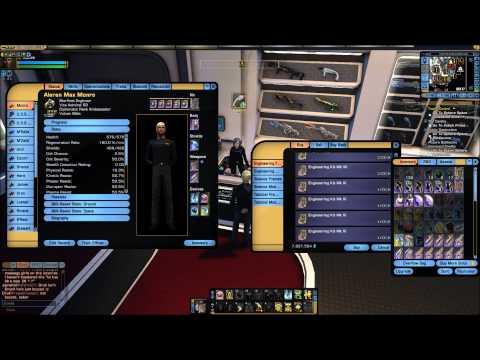 Star trek online how to train bridge crew doovi for Star trek online crafting leveling guide