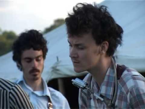 The Felice Brothers - Her Eyes Dart Round (Cornbury 2007)