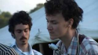 The Felice Brothers - Her Eyes Dart Round (Cornbury 2007)
